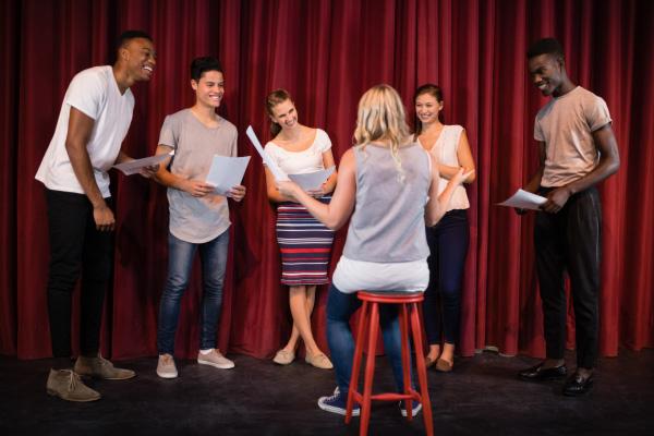 Performing Arts and Creative Writing