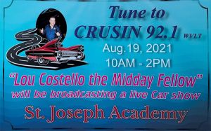 Lou Costello The Midday Fellow 92.1